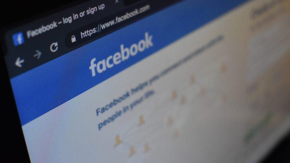 Instrukcija, kaip susisiekti dėl problemos Facebooke