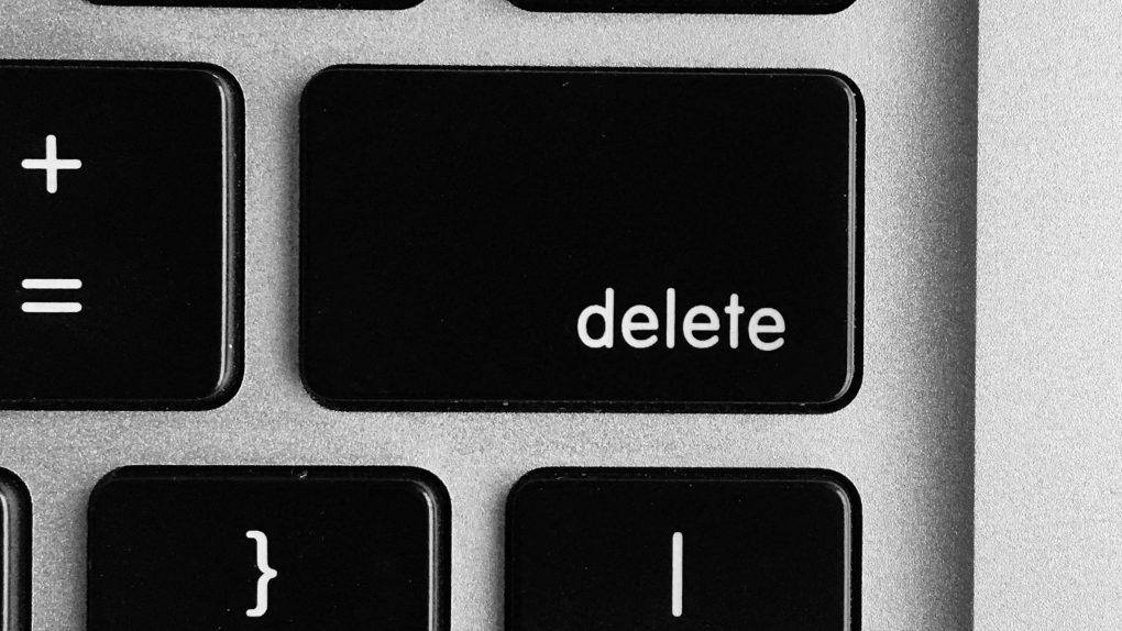 Kaip ištrinti Instagram paskyrą